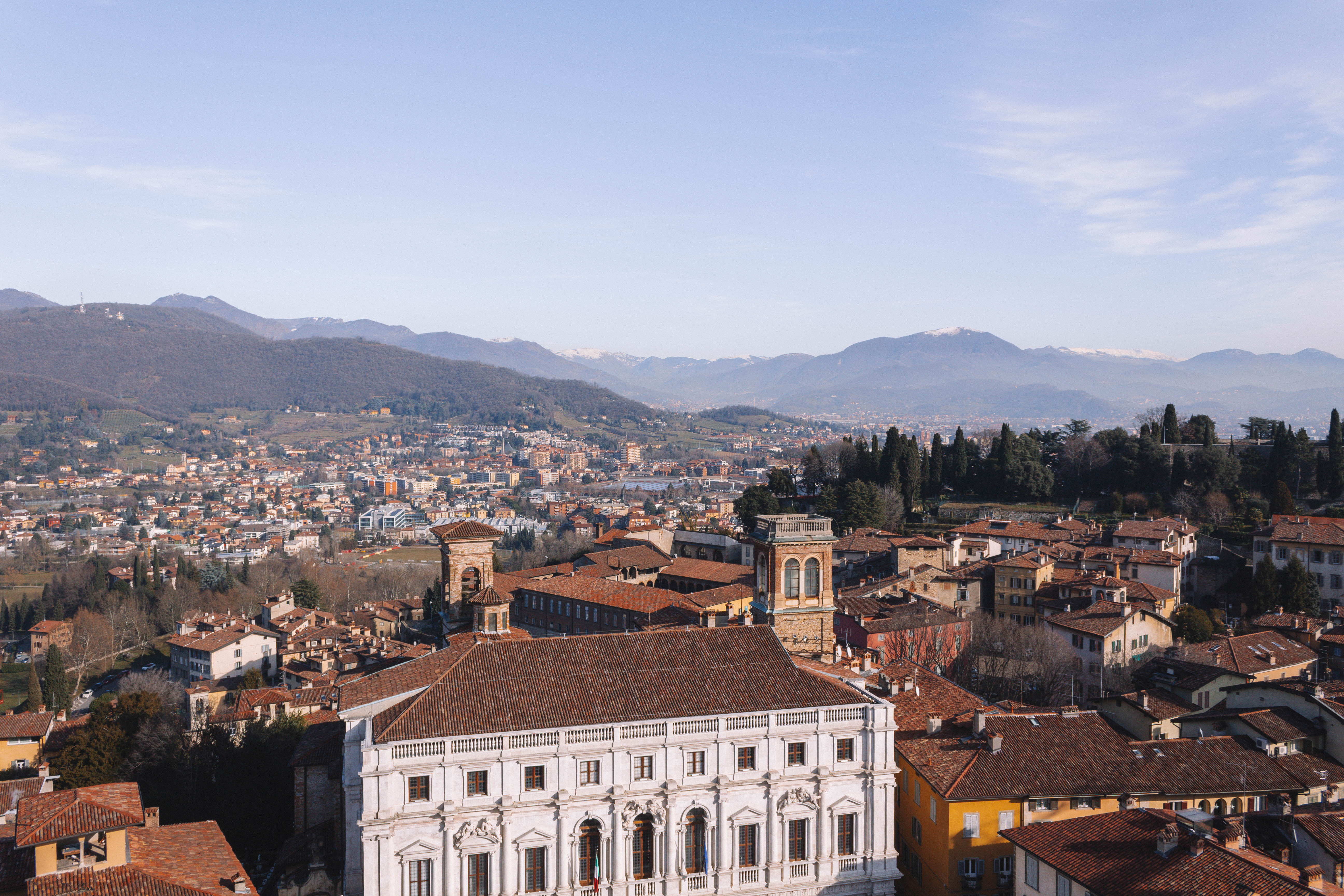 View from the Campanone