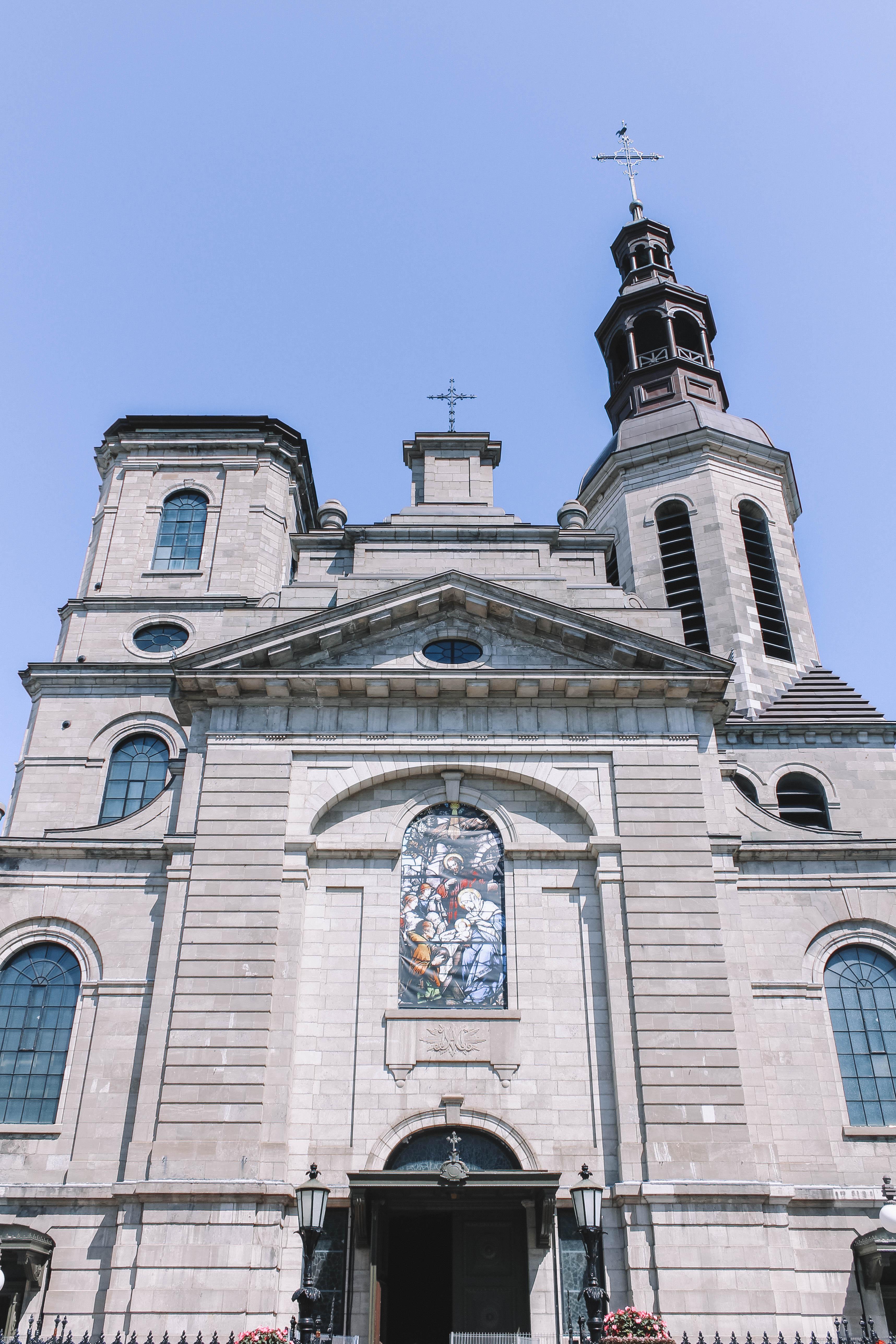 Basilique-Cathédrale Notre-Dame de Québe